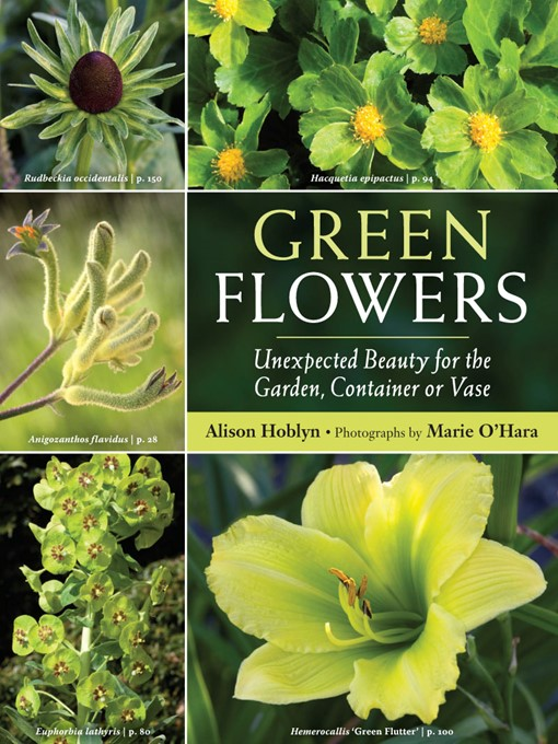 Title details for Green Flowers by Alison Hoblyn - Available